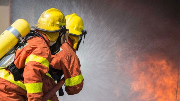 Incêndio deflagrou em Amarante