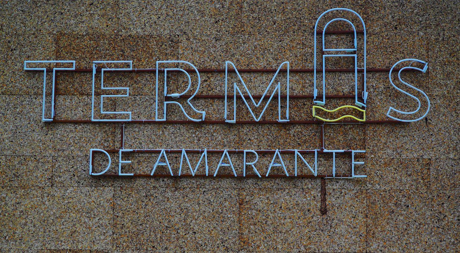 O Município de Amarante vai antecipar a abertura das termas.