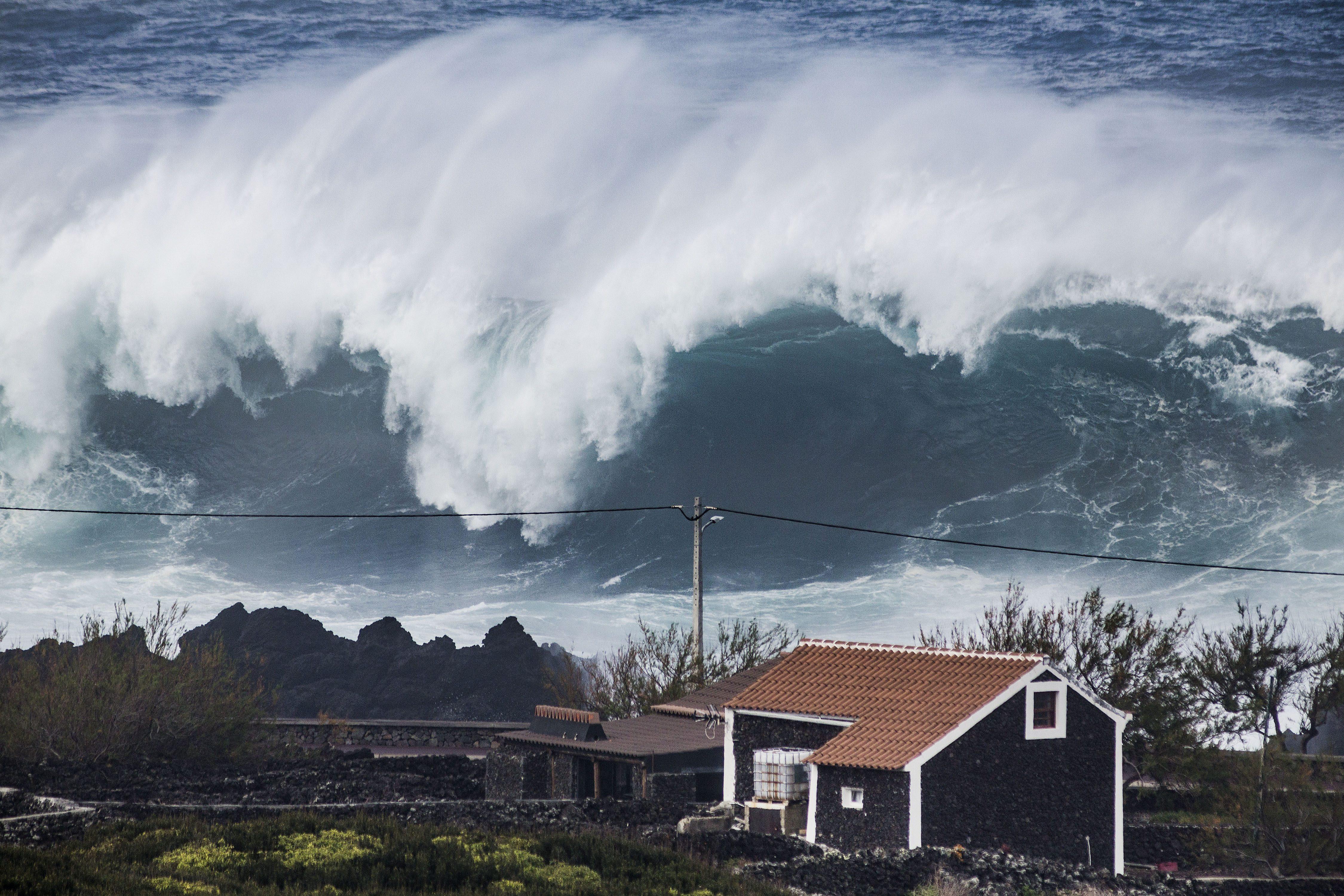 Depressão 'Diana' está a caminho dos Açores