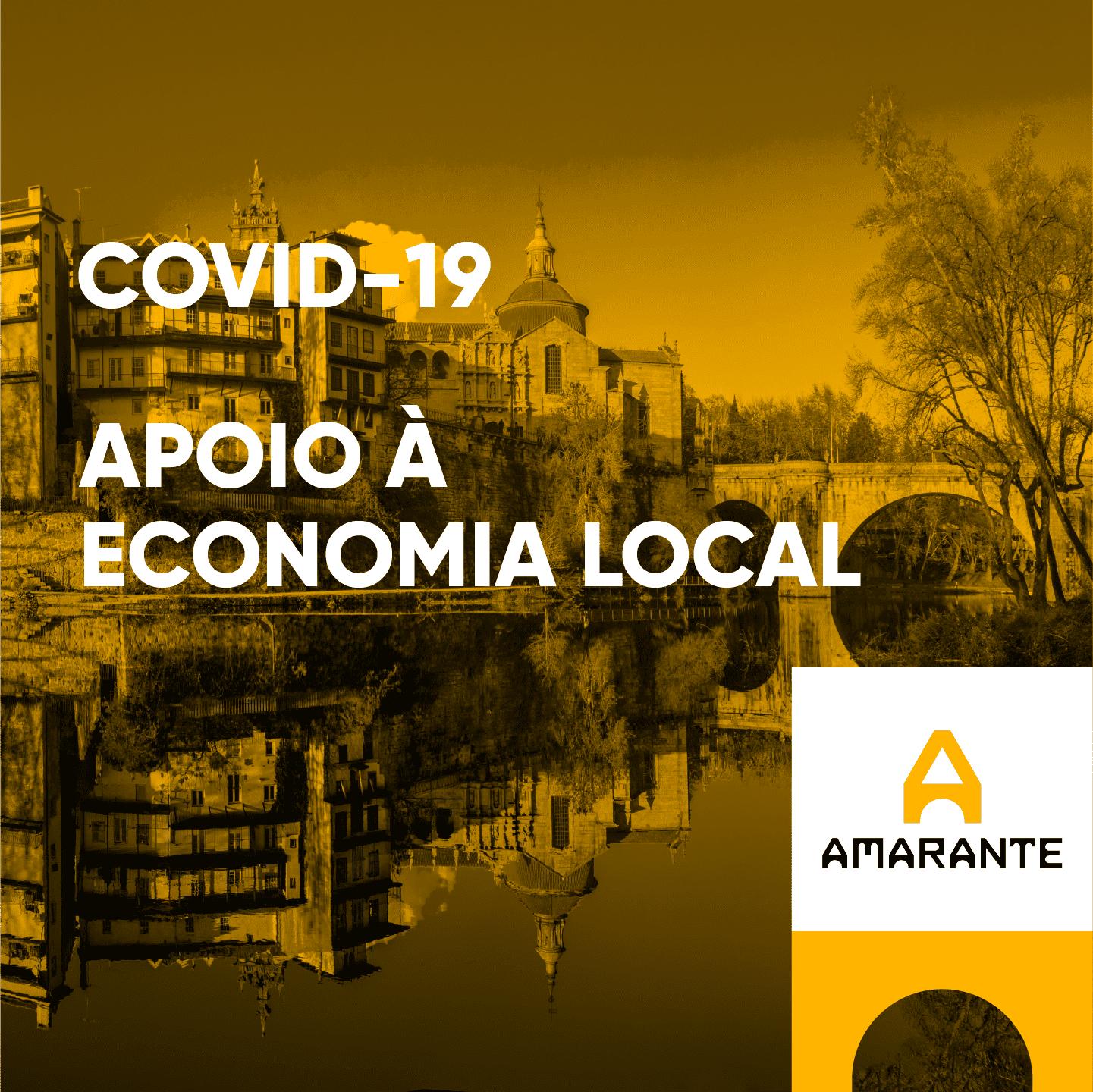 Município aprovou reforço de medidas de apoio à economia local