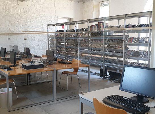 Biblioteca Municipal Amarante reabriu ao público com novas valências
