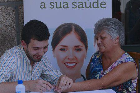 Freguesia de Freixo realiza rastreios gratuitos de saúde