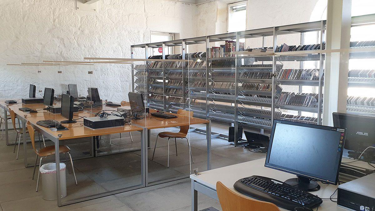 Biblioteca Municipal reabriu ao público