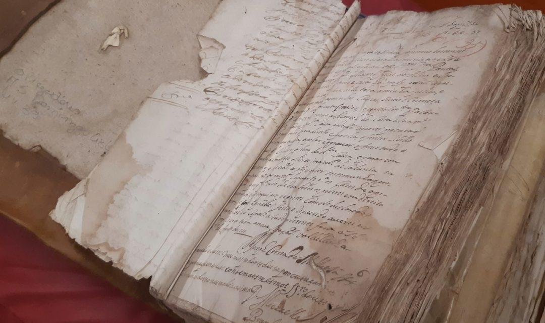 Autarcas baionenses solicitaram consulta de documentos centenários sobre o Mosteiro de Santo André de Ancede