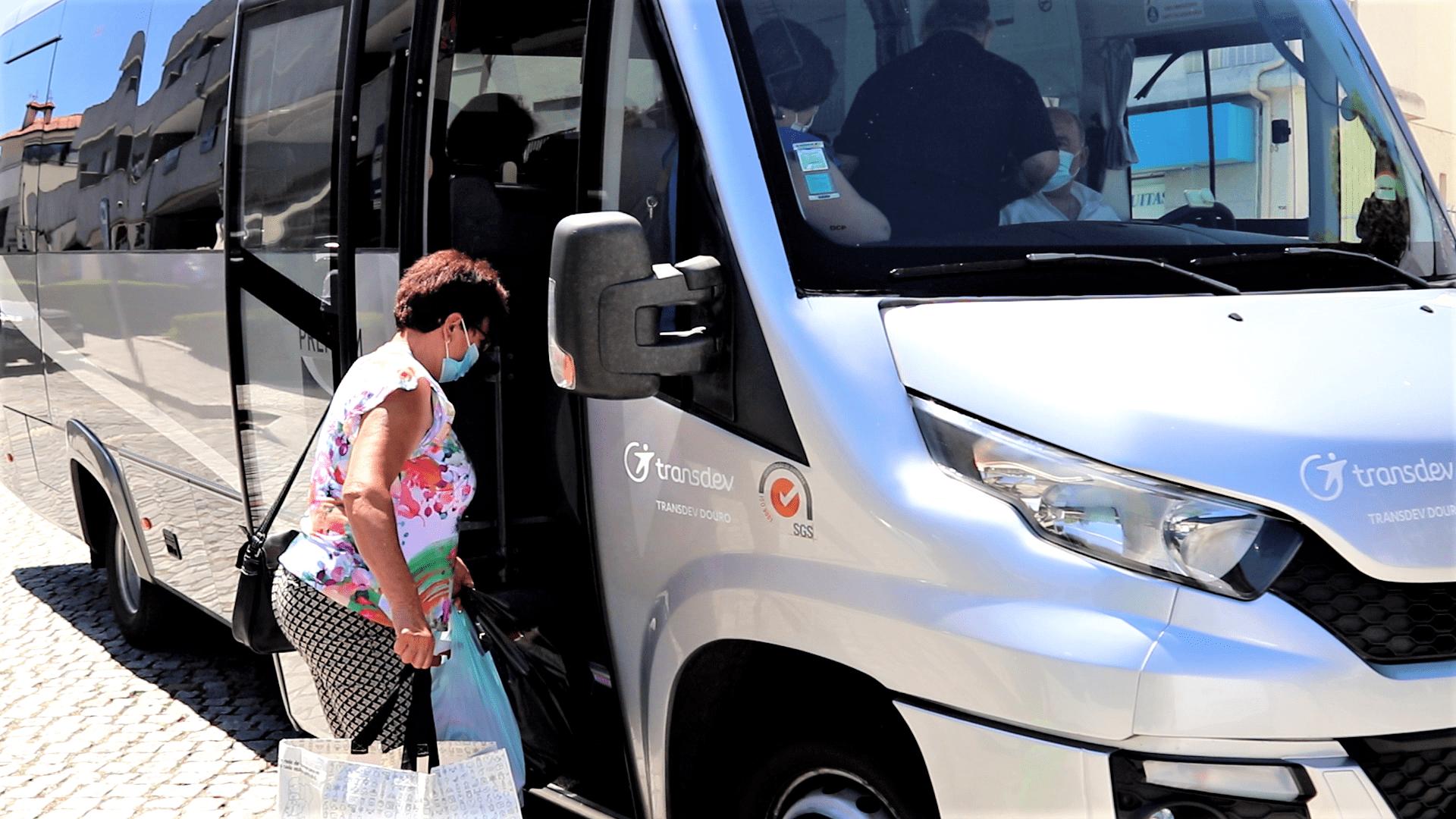 Transportes públicos retomam no  concelho de Baião a 20 de julho