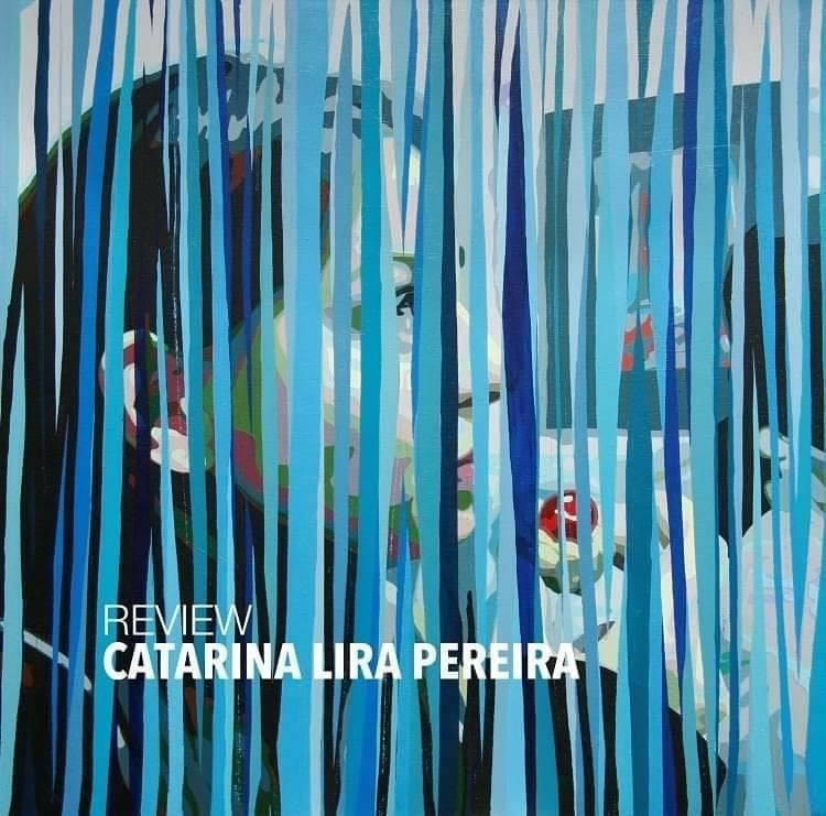 Catarina Lira Pereira expõe no Museu Municipal Amadeo de Souza-Cardoso
