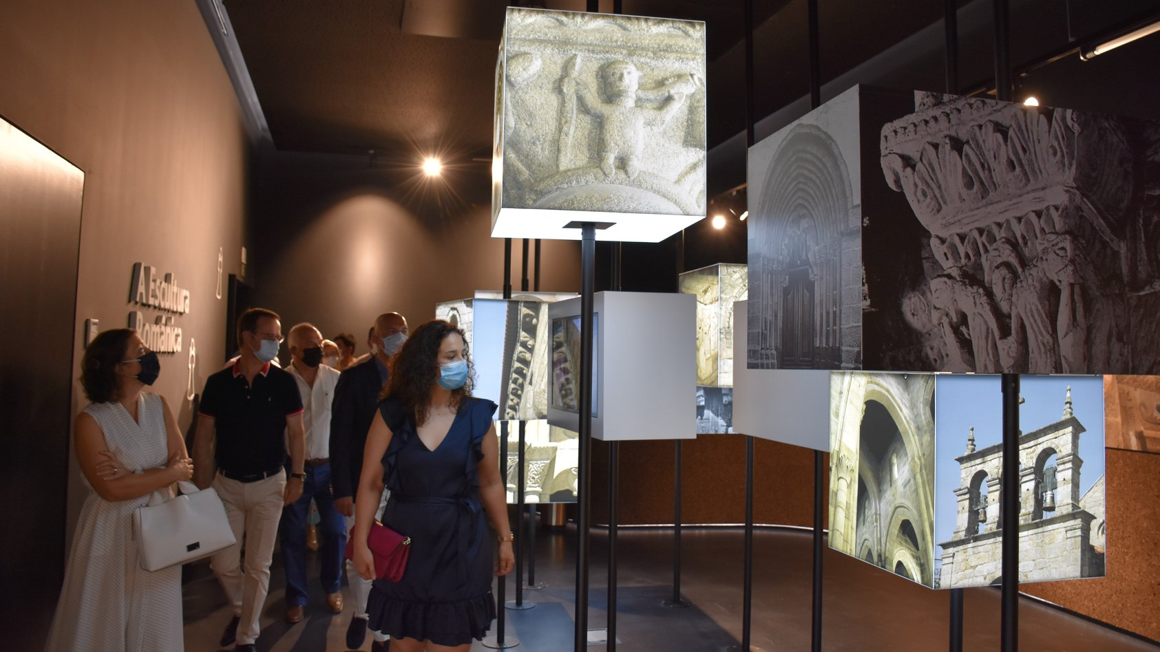 Já abriu o Centro de Interpretação da Escultura Românica em Abragão com entrada é gratuita