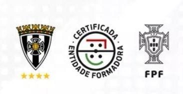 Formação do Amarante FC mantém as 4 estrelas