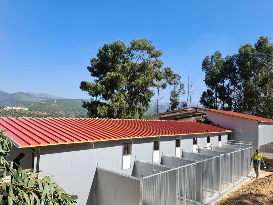 Celorico constrói Centro de Recolha Oficial de Animais de Companhia