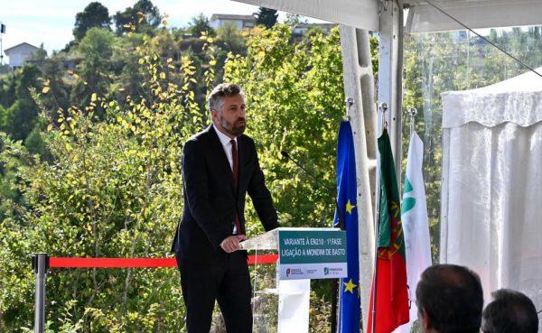 Ministro reconhece nas terras de Basto que Governos privilegiam, e em excesso, o litoral