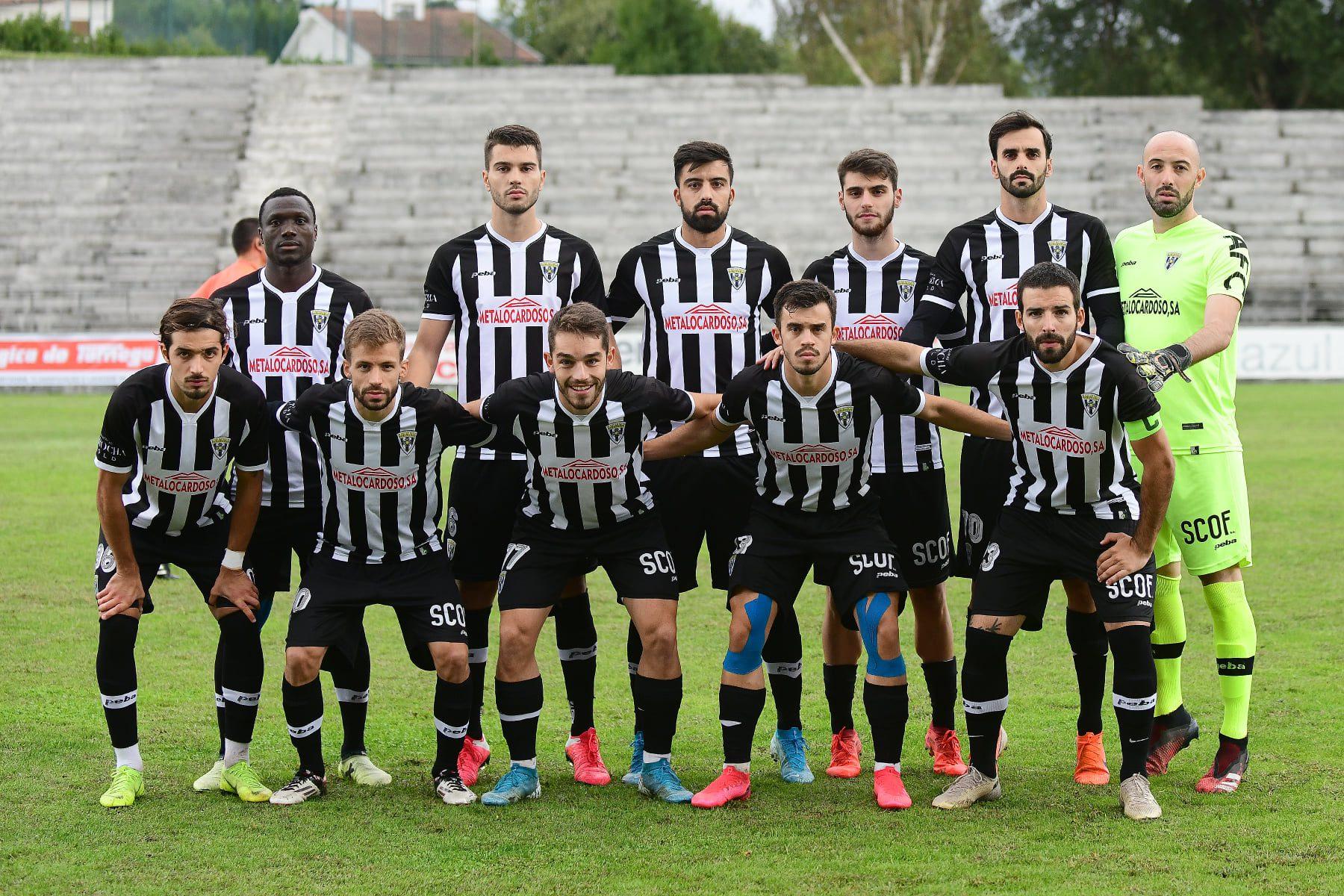 Amarante despachou o União da Madeira com goleada das antigas (8/0)