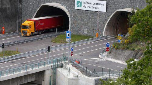 Túnel do Marão encerrado para manutenção