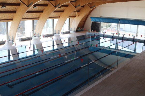 Escola de natação de Baião recebe certificado de qualidade