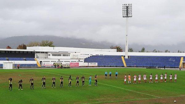 Marco goleou Vila Caíz em jornada marcada pela pandemia