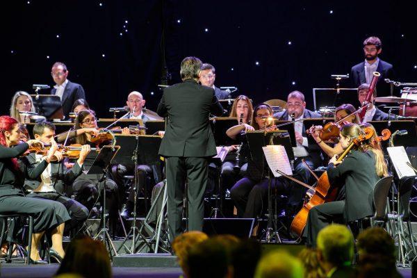 Concerto de Ano Novo da Orquestrado Norte a partir do Mosteiro de Travanca