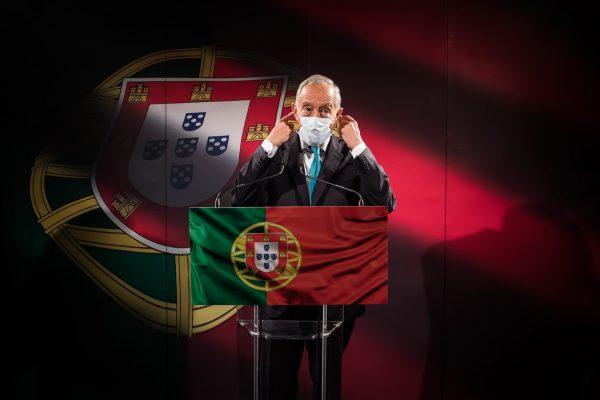 """""""Celoricense"""" Marcelo Rebelo de Sousa confirmou recandidatura à Presidência da República"""