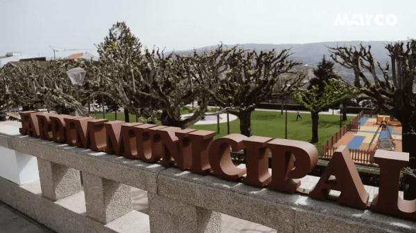 """Marco inaugurou """"novo"""" Jardim Municipal em dia de Aniversário"""