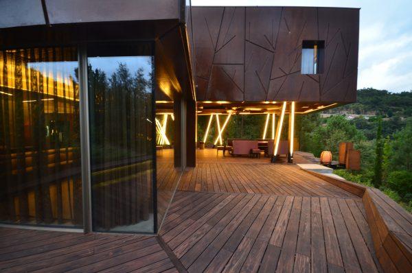Casa do Vale do Douro, localizada em Marco de Canaveses, vence prémio europeu