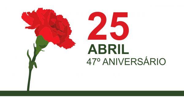 Baião comemora 25 de Abril