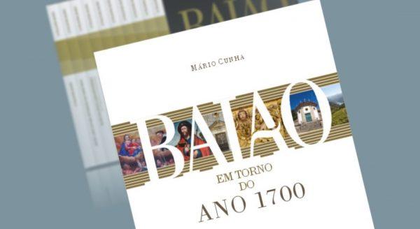 Novo livro da História Económica e Social de Baião