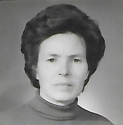 JOAQUINA DA COSTA PEIXOTO (1927-2021)