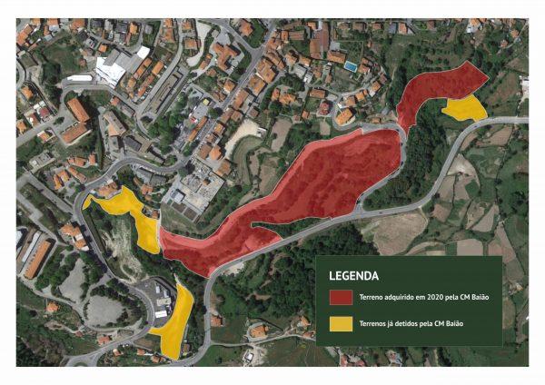Vila de Baião vai ter um Parque Urbano