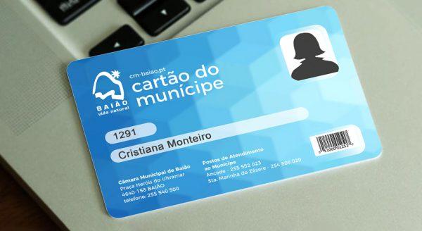 Baião lança Cartão do Munícipe com descontos no acesso espaços de cultura e desporto