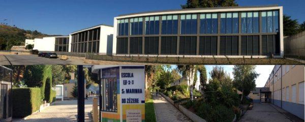 Escolas Básicas de Eiriz/Ancede e Santa Marinha do Zêzere vão entrar em obras