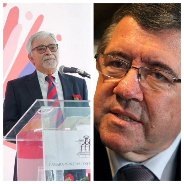 Política de luto: morreram Jorge Coelho, ex-ministro socialista e Jorge Baldaia, ex-presidente da JF Santo Isidoro