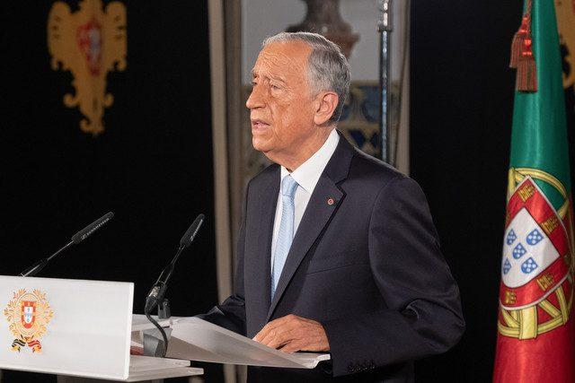 Marcelo anunciou fim do estado de emergência