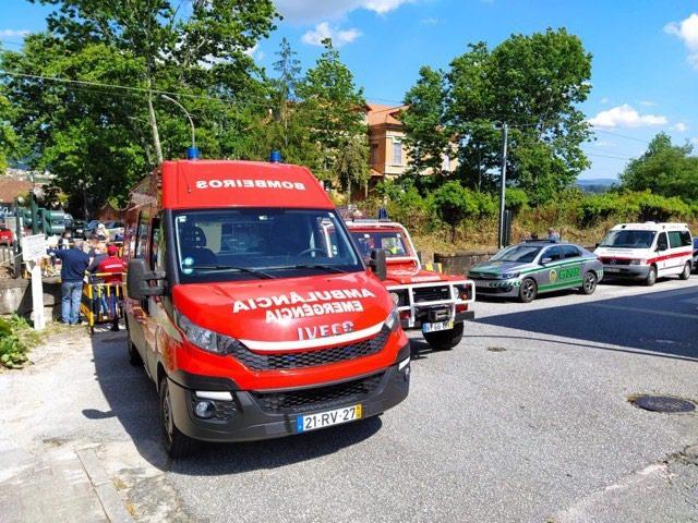 Atropelamento na linha do Douro tira vida a jovem em Vila Meã