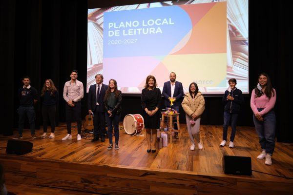 Emergente acolheu apresentação do PLano Local de Leitura