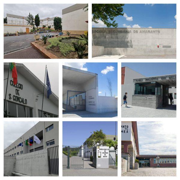Secundária de Alpendorada é a escola pública do Baixo Tâmega melhor posicionada no Ranking Nacional de Exames