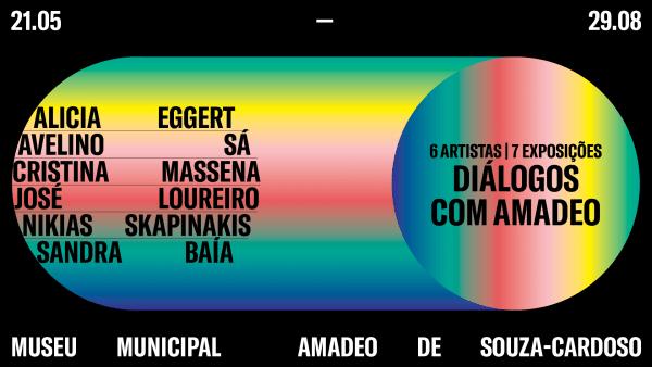 """Sete exposições de arte contemporânea em """"Diálogos com Amadeo"""" no Museu Municipal de Amarante"""