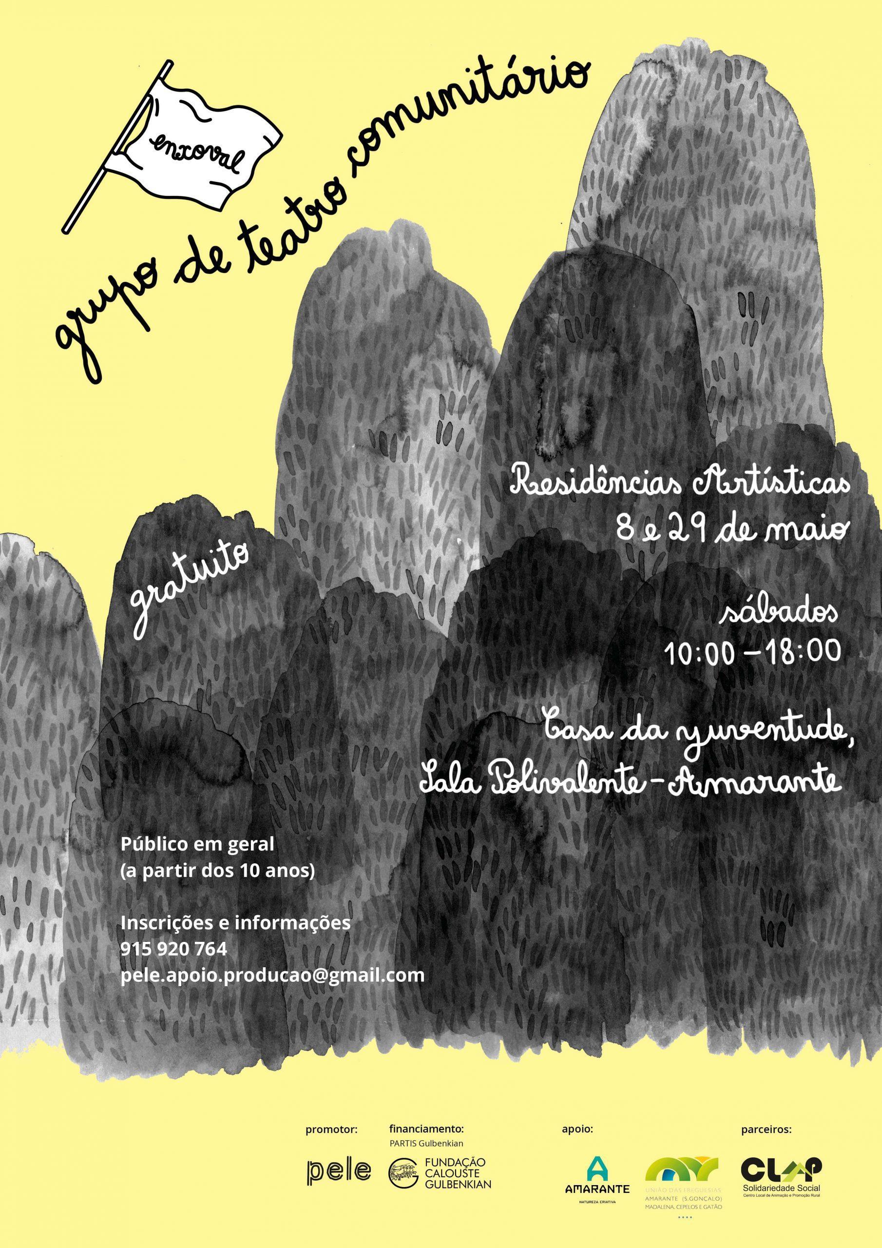 Grupo de Teatro Comunitário retomou ensaios em Amarante