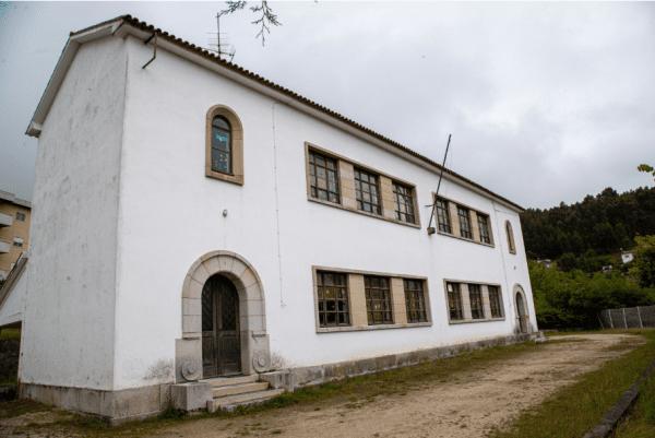 Escola do Convento de Ancede vai ser transformada em Centro Cívico