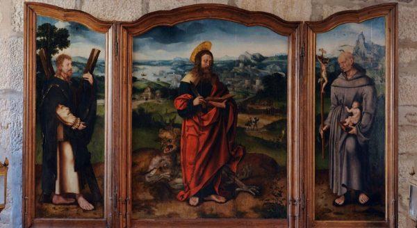 """""""Ver do Bago"""" no Mosteiro de Ancede"""