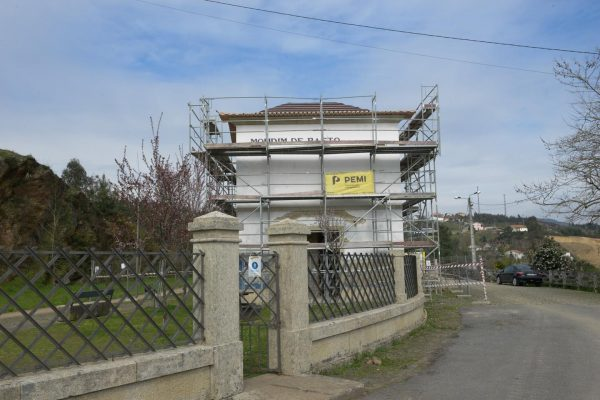 Celorico de Basto reabilita edifícios de apoio à ecopista