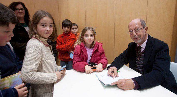 Morreu António Torrado, o escritor herói das crianças