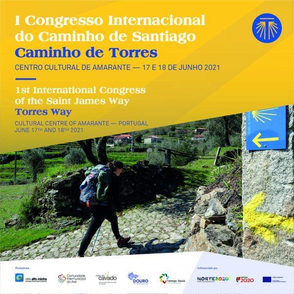 Amarante recebe Congresso Internacional do Caminho de Santiago – Caminho de Torres