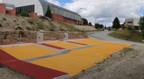 Baião constrói área de estacionamento para Autocaravanas