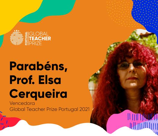 Professora de Filosofia de Amarante vence Global Teacher Prize Portugal