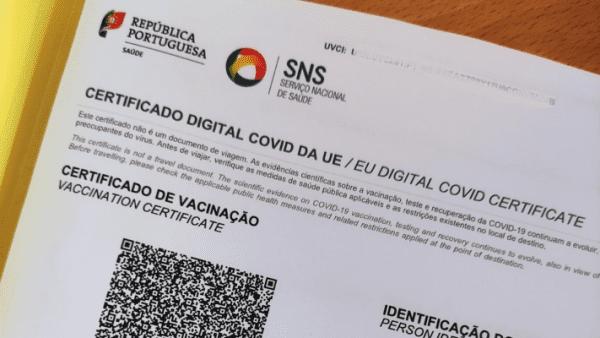 Espaços Cidadão ajudam na emissão de Certificado Digital COVID em Amarante