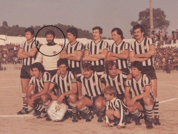 Morreu antigo guarda-redes do Amarante FC