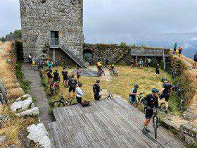 """""""Rota das Camélias"""" juntou mais de 600 ciclistas em Celorico de Basto"""