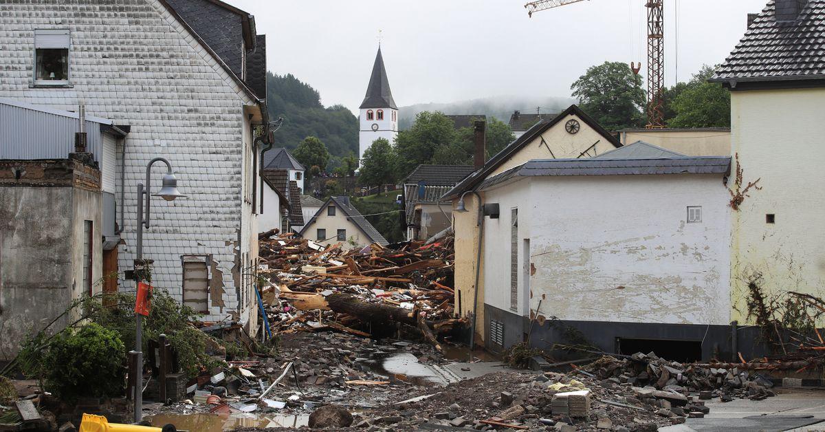 Alemanha. 19 mortos e dezenas de desaparecidos depois de colapso de casas provocado por grandes cheias