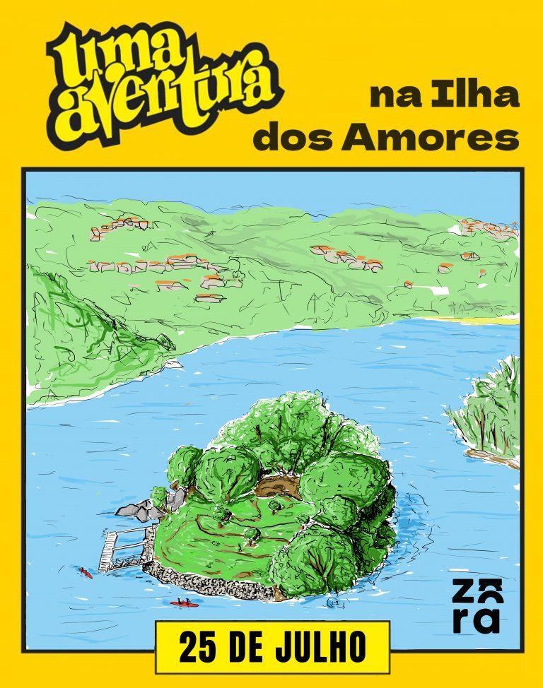 Jovens marcoenses vão explorar a Ilha dos Amores