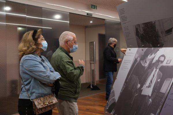 Exposição 'Bem-Vinda Sejas Amália', no Emergente
