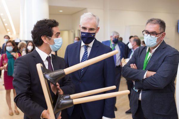 Centro de excelência do Norte de Portugal/Galiza cria materiais com base em resíduos