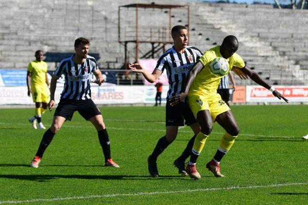 Amarante FC estreia-se com empate a três golos